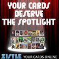 Zistle. Your Cards Online.